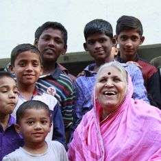 Watch: This mother from Pune has devoted 40 years to raising over 1,400 orphan children