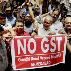 Upset by GST provisions, will small traders finally lose their ardour for the BJP?