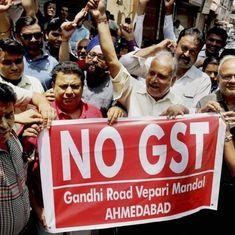 जीएसटी के खिलाफ जारी हड़ताल से कपड़ा उद्योग को अब तक करीब 40 हजार करोड़ रु की चपत लग चुकी है