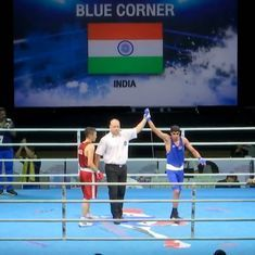 India boxers Naveen, Ankit assured of medals after reaching semi-finals of Asian Youth Championships