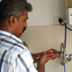 Bricks in flush tank, filters on taps: Water-starved Chennai gets creative to save every last drop