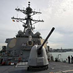 US warship in South China Sea a 'serious provocation', we will increase air and sea patrols: China