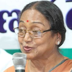 Presidential polls: Five TMC Tripura MLAs suspended for opposing party's support to Meira Kumar