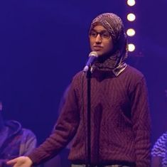 Watch: A young British-Muslim Pakistani immigrant slays Islamophobia with her potent slam poetry