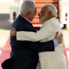 The big news: Israeli PM pulls out all stops to welcome Narendra Modi, and nine other top stories