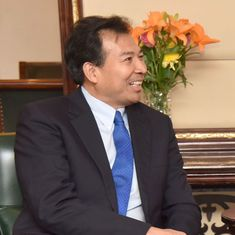 भारत के साथ सैन्य गतिरोध पर चीन की तरफ से समझौते की कोई गुंजाइश नहीं है : लू झाओहुई