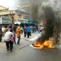 West Bengal: Communal riots break out in North 24 Parganas after controversial Facebook post