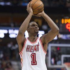 Miami Heat part ways with club legend Chris Bosh