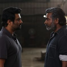 'It is nothing like any other Tamil film': Pushkar-Gayathri on 'Vikram Vedha'