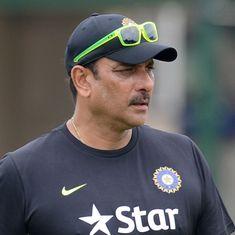 रवि शास्त्री ही भारतीय क्रिकेट टीम के अगले मुख्य कोच होंगे