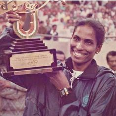 From a 'Mahabharata' star to PT Usha: India's best moments at Asian Championships