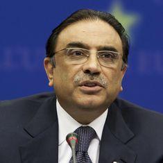 पाकिस्तान में धार्मिक अतिवाद, आतंकवाद और सांप्रदायिकता के लिए कोई जगह नहीं : आसिफ अली जरदारी