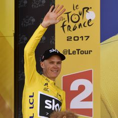Tour de France champion Chris Froome to compete in 'vicious' Vuelta a Espana
