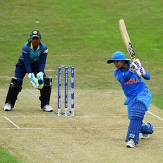 Women's World Cup: India inch closer to semi-final with 16-run win over Sri Lanka