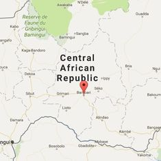 At least 78 killed in truck accident in Central African Republic