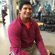 National record holder and Discus Thrower Vikas Gowda announces retirement