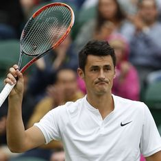 'Tennis chose me. It's something I never fell in love with': Bernard Tomic is at it once again