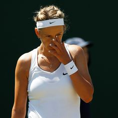 Victoria Azarenka is right. She and Roger Federer are different. As is men's and women's tennis