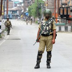 Security stepped up across J&K ahead of Burhan Wani's first death anniversary