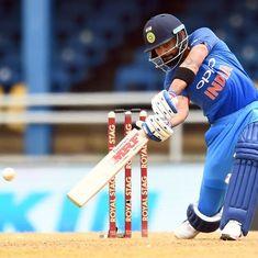 'It was a complete day': Virat Kohli on his unbeaten match-winning century against West Indies