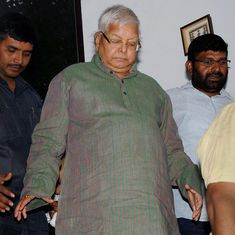The big news: CBI files FIR against Lalu Yadav in Railway hotel tender scam, and 9 other top stories
