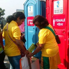 These startups are out to save Indian women from the horrors of public toilets