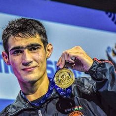 After Asian Games snub, boxing prodigy Sachin Siwach has a point to prove at Nationals