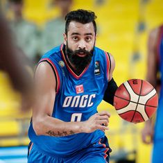 Basketball player Vishesh Bhriguvanshi becomes first Indian to sign for Australia's NBL
