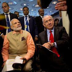 The big news: Israeli PM Benjamin Netanyahu arrives in Delhi, and nine other top stories