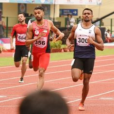Indian athletes run away with four gold medals on day two of Asian Athletics Championship
