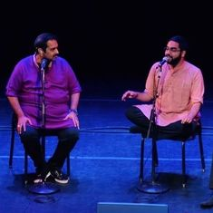 Watch: Shankar Mahadevan joins Berklee College students to pay a musical tribute to 5 Peace Band