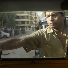 Watch how a story takes shape when a writer meets auto rickshaw driver and singer Rajesh Deewana
