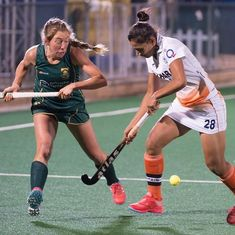 India hold South Africa to goalless draw in Women's Hockey World League Semi-Final opener