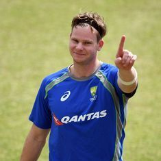Australia captain Steve Smith says no backing down over pay dispute