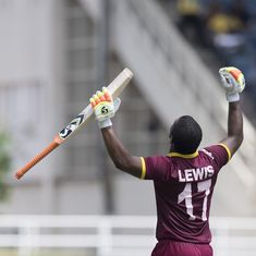 West Indies drop 'unfit' Evin Lewis, Shimron Hetmyer from ODI squad for Sri Lanka series