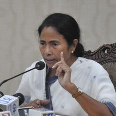 West Bengal panchayat polls: Trinamool Congress wins 34% of the seats uncontested