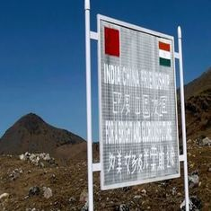 Ready to join India in efforts to maintain peace along the border, says China