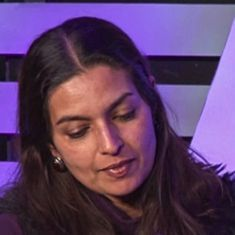 As she turns 50, Jhumpa Lahiri is bravely embarking on a second literary life