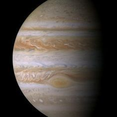 NASA scientists find signs of water in the depths of a centuries-old storm on Jupiter