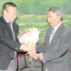 Nagaland prepares for its fourth chief minister in three years