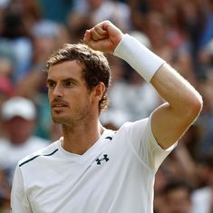 Wimbledon: Andy Murray beats Benoit Paire, moves into 10th consecutive Championships' quarter-final