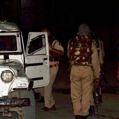 He wasn't a 'Pak-trained militant' but a civilian, claims family of man shot in Kashmir encounter