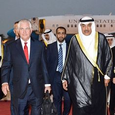 Gulf nations' demands for restoring diplomatic relations with Qatar are 'unrealistic', says US