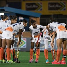 Women's HWL Semi-Final: Shaky defence, lack of a dragflicker cost India dear against USA
