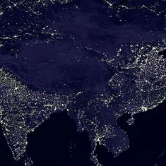How to gauge China's development in its ethnic minority regions? Watch it light up from space