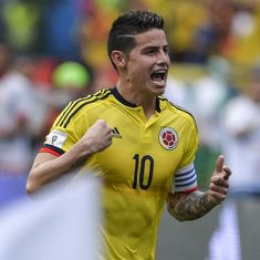 Bayern Munich sign James Rodriguez on loan from Real Madrid