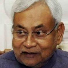 नीतीश कुमार का इस्तीफा, भाजपा के साथ जाने के संकेत दिए