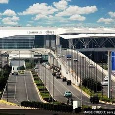 Delhi Police are looking out for missing drone that forced a temporary airport shutdown on Sunday