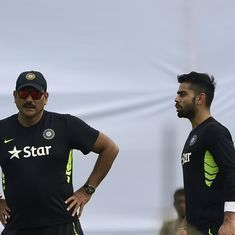 India under Ravi Shastri: How good has the team's record been?