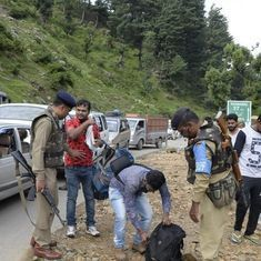 The attack on Amarnath pilgrims has left a trail of fear and uncertainty in Anantnag